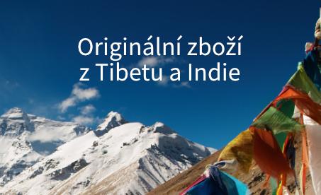 Originální zboží z Tibetu